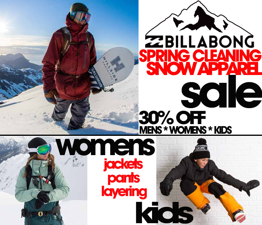 Billabong-Snow-Sale