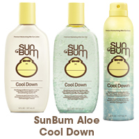 SunBum Aloe Cool Down